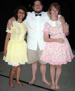 Yellow & Pink Dresses