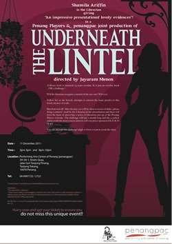 underneaththelintel