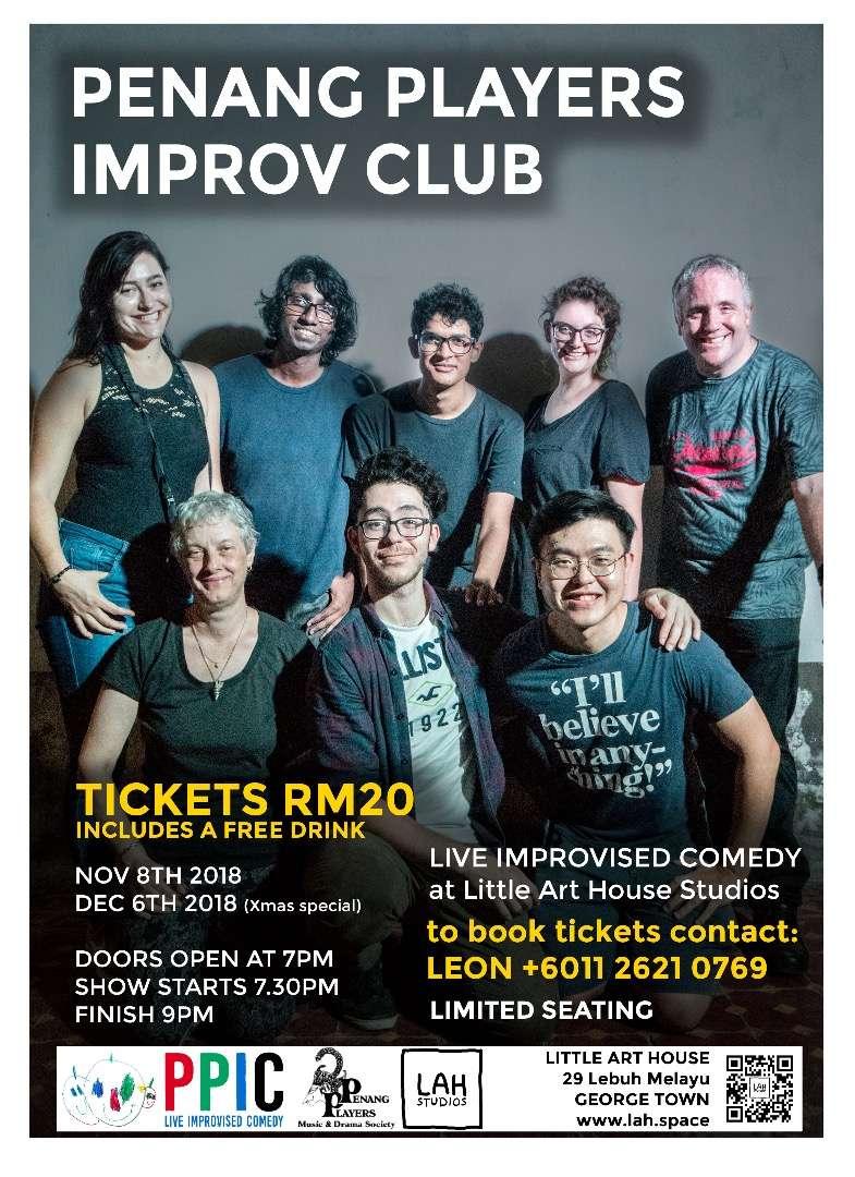 Improv Group Not/Dec '18